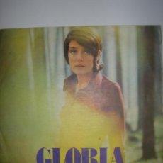 Discos de vinilo: SINGLE. GLORIA. SI SUPIERAS/CUANDO TE OLVIDARÉ. MOVIE PLAY. 1972. Lote 40760980