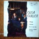 Discos de vinilo: OLGA GUILLOT - VOY + 3. Lote 40762638