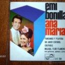 Discos de vinilo: EMI BONILLA ANA MARIA - FANDANGO Y PLAYERA + 3. Lote 40766717
