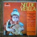 Discos de vinilo: ORFEO ENRIC MORERA - NIT DE VETLLA - NO ORINGEN MAI LES CAMPANES + 6. Lote 40766828