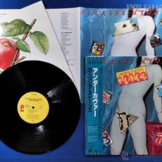 Discos de vinilo: LP ROCK 1983 - THE ROLLING STONES - UNDERCOVER - VINILO JAPONÉS. Lote 40767258