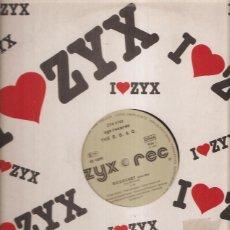 Discos de vinilo: ZYX RECORDS B.B. & Q.. Lote 40771133