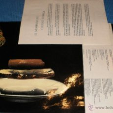 Discos de vinilo: ROMANTICA BANDA LOCAL LP PROMOCIONAL MEMBRILLO CARPETA DOBLE ESPAÑA 1980 CON HOJA PROMO. Lote 40776125