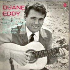 Discos de vinilo: EP DUANE EDDY : ( DANCE WITH THE ) GUITAR MAN. Lote 40784188