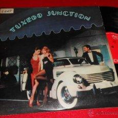 Discos de vinilo: TUXEDO JUNCTION I LP 1978 BUTTERFLY RECORDS EDICION ESPAÑOLA SPAIN. Lote 40786019