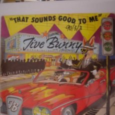 Vinyl-Schallplatten - LP.JIVE BUNNY. JIVE BUNNY AND THE MASTERMIXERS.WAITHING!...BCM RECORDS. - 40800606