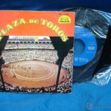 Discos de vinilo: - PLAZA DE TOROS - EL GATO MONTES + 3 - REGAL 1962 - VER FOTOS. Lote 40801268
