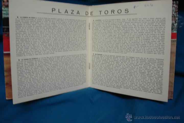 Discos de vinilo: - PLAZA DE TOROS - EL GATO MONTES + 3 - REGAL 1962 - VER FOTOS - Foto 4 - 40801268