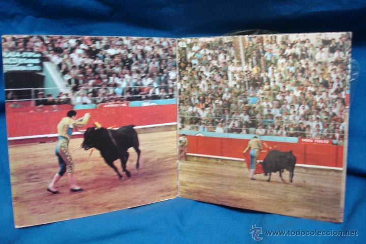 Discos de vinilo: - PLAZA DE TOROS - EL GATO MONTES + 3 - REGAL 1962 - VER FOTOS - Foto 5 - 40801268