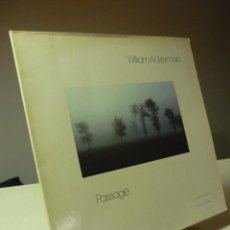 Discos de vinilo: WILLIAM ACKERMAN PASSAGE LP . Lote 40803868