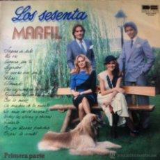 Discos de vinilo: MARFIL - LOS SESENTA . LP . 1980 BELTER - 2-47059. Lote 40805460
