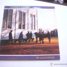 Discos de vinilo: COWBOY JUNKIES THE CAUTION HORSES LP 180G RCA BMG 1990 ESPAÑA C48. Lote 40815927