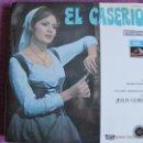 Discos de vinilo: LP - EL CASERIO - DOBLE DISCO CON LIBRO, EMI LA VOZ DE SU AMO 1969. Lote 40835370