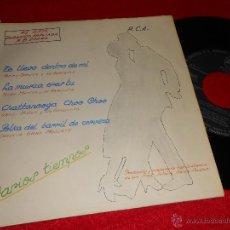 Discos de vinilo: TOMMY DORSEY/FREDDY MARTIN/GLENN MILLER/GLAHE MUSETTE EP 195? RCA ESPAÑA SPAIN. Lote 40835786