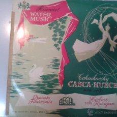 Discos de vinilo: LP DE EL CASCA --NUECES DE CHIHOVSKY. Lote 40842627