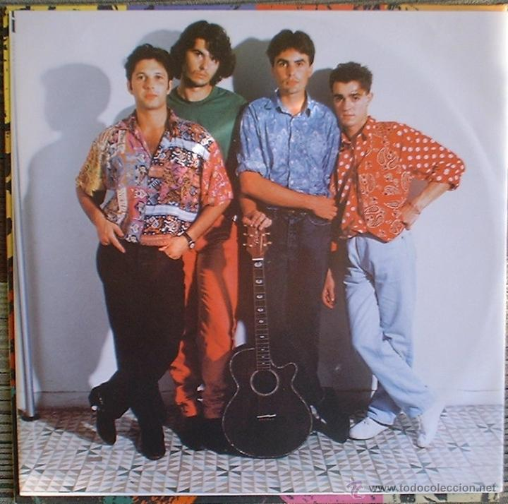 Discos de vinilo: Los Valendas - Turtle Friend - LP Munster Records 1991 - Foto 3 - 40842650