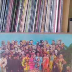 Discos de vinilo: THE BEATLES - SGT PEPPERS -. Lote 119188231