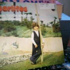 Discos de vinilo: CARLITOS - UNA TARDE EN EL ZOO / WALT DISNEY - SINGLE 1972. Lote 40850253