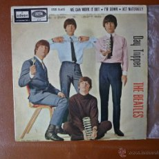 Discos de vinilo: THE BEATLES, DAY TRIPPER, ODEON Y EMI. Lote 40850602