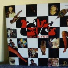 Discos de vinilo: LOVE.- REVISITED /REED. PORTADA ABIERTA. Lote 40857707