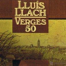 Discos de vinilo: LLUIS LLACH - VERGES 50 - 1981. Lote 40862670