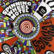 Discos de vinilo: LP THE CYNICS SPINNING WHEEL MOTEL VINILO DE COLOR GARAGE. Lote 40874079
