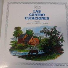 Discos de vinilo: MAGNIFICO LP DE ANTONIO VIVALDI - LAS CUATRO ESTACIONES -. Lote 40874544