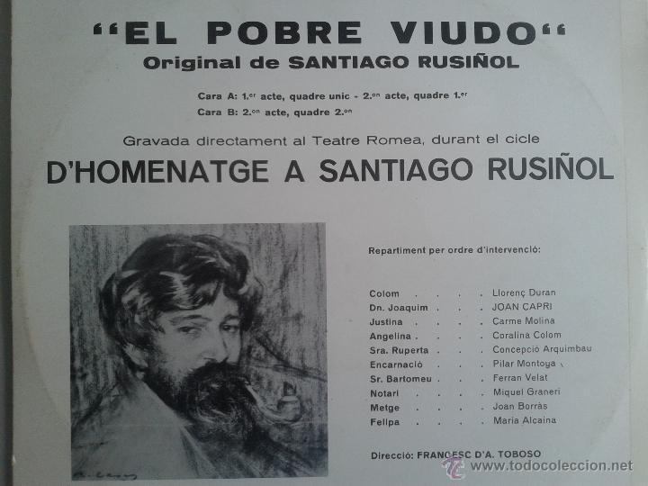 Discos de vinilo: MAGNIFICO LP DEL HUMORISTA JOAN CAPRI - DEL AÑO 1969 - - Foto 2 - 40874732
