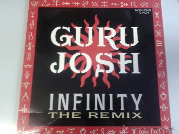 MAGNIFICO LP DE GURU -JOSCH - (Música - Discos de Vinilo - Maxi Singles - Pop - Rock Extranjero de los 70)