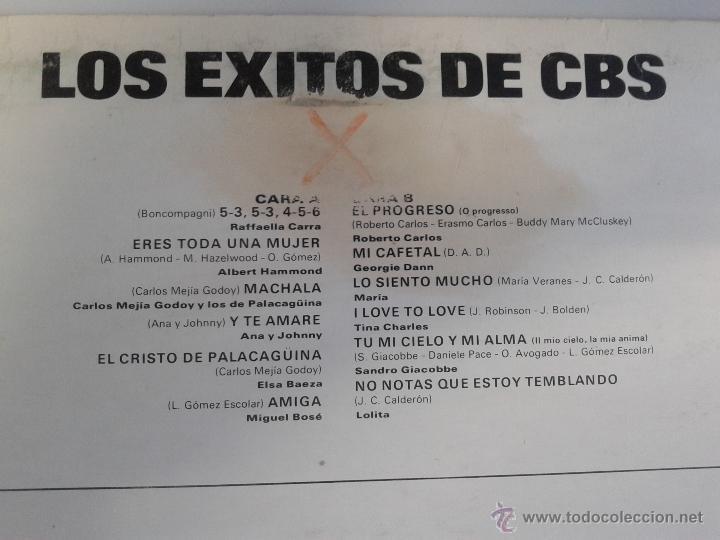 Discos de vinilo: MAGNIFICO LP DE LOS GRANDES EXITOS DE LOS AÑOS 1977- - Foto 2 - 40876111