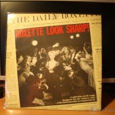 Discos de vinilo: ROXETTE LOOK SHARP LP. Lote 40879479