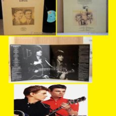 Discos de vinilo: EVERLY BROTHERS, END OF AN ERA !! DOBLE LP, 18 TEMAS !!!! ORIG EDT UK !! TODO EXC !!!!!!!!!!!!!!. Lote 37156941