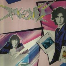 Discos de vinilo: TACONES LP SELLO ZAFIRO AÑO 1981. Lote 40898298