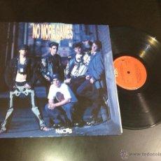 Disques de vinyle: NEW KIDS ON THE BLOCK - NO MORE GAMES (THE REMIX ALBUM) (LP) . Lote 40899339
