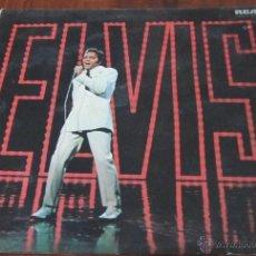 Discos de vinilo: ELVIS PRESLEY - ELVIS - LP - RCA INTERNACIONAL 1968 UK. Lote 40907328
