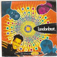 Discos de vinilo: LONDONBEAT, YOU BRING ON THE SUN, DREAMING OF YOU, ANXIOUS, 1992. Lote 40912047