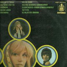 Discos de vinilo: KARINA PASAPORTE A DUBLIN LP SELLO HISPAVOX AÑO 1971 EDITADO EN BRASIL. Lote 40916773