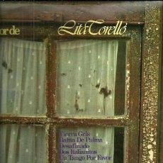 Discos de vinilo: LITA TORELLO LP SELLO GRAMUSIC AÑO 1978. Lote 40916802