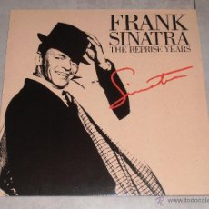 Discos de vinilo: FRANK SINATRA - THE REPRISE YEARS - MADE IN USA - LP. Lote 40931423