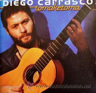 DIEGO CARRASCO - TOMEKETOMA - 1987 (Música - Discos - Singles Vinilo - Flamenco, Canción española y Cuplé)