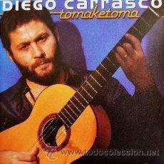 Discos de vinilo: DIEGO CARRASCO - TOMEKETOMA - 1987. Lote 40932181