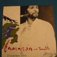 Discos de vinilo: CAMARON- FLAMENCO VIVO. Lote 40933192