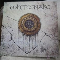 Discos de vinilo: WHITESNAKE, MISMO TITULO, EMI RECORDS 1987, MADE SPAIN, LP. Lote 40935636