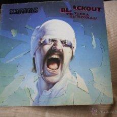 Discos de vinilo: SCORPIONS BLACKOUT, LP EMI HARVEST 064 1646861. Lote 40935793