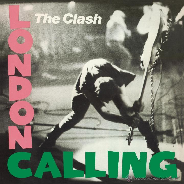 Discos de vinilo: 2LP THE CLASH LONDON CALLING VINILO 180G PUNK - Foto 1 - 130238667