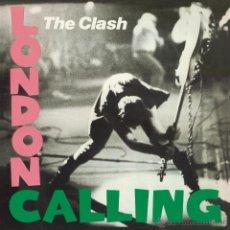 Discos de vinilo: 2LP THE CLASH LONDON CALLING VINILO 180G PUNK. Lote 133667049