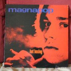 Discos de vinilo: MAGNAPOP HOT BOXING FONOMUSIC, 1994, 1ª EDIC ORIGINAL, MADE SPAIN, LP. Lote 40938878