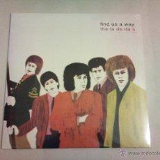 Discos de vinilo: LA DE DA´S - FIND US A WAY ( LP REEDITION ) 60S NUEVA ZELANDA , GARAGE , BLUES ROCK. Lote 124155104