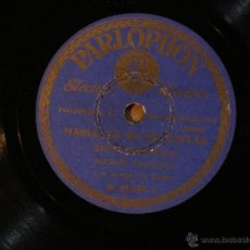 Discos de vinilo: MANUEL CENTENO - MARIA, TU NO NECESITAS (76228) / CARACOLES (76235) - PARLOPHON B-25.335. Lote 40945166