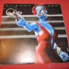 Discos de vinilo: AVIADOR DRO - CORAZON ARTIFICIAL - PROMO.. Lote 40949258